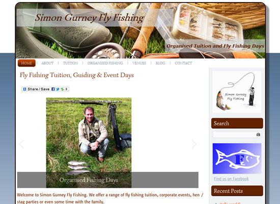 Simon Gurney Fly Fishing