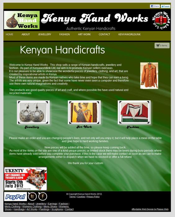 Kenya Hand Works