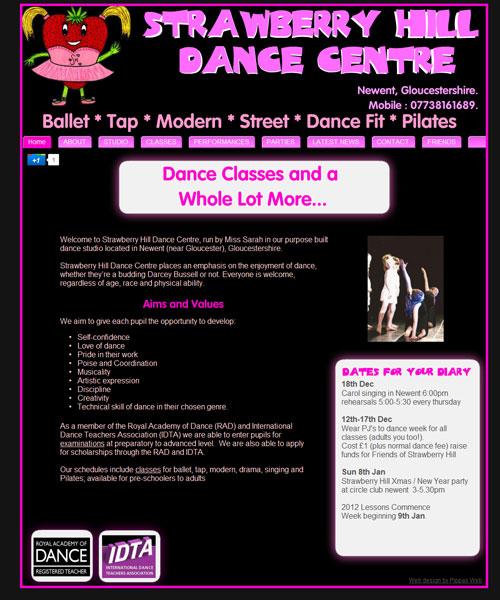 Strawberry Hill Dance Studio
