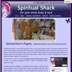 Spiritual Shack