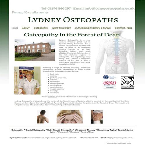 Lydney Osteopath