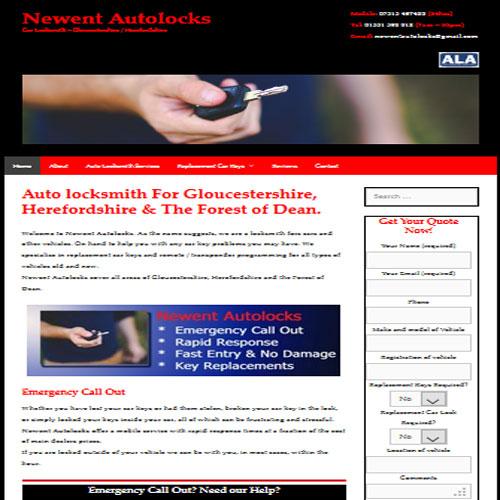 Newent Autolocks - Gloucestershire.
