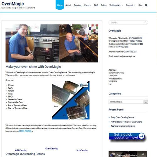 OvenMagic - Droitwich.
