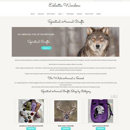 Eklectic Wonders - Spiritual Animal Crafts